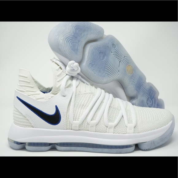 sneakers for cheap b83fc f1d39 Nike Zoom KD 10 Mens Basketball Shoes Golden State